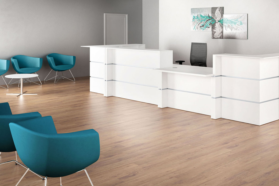 office reception modular products tables furniture
