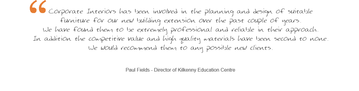 View More Testimonials - Kilkenny Education Centre Testimonial